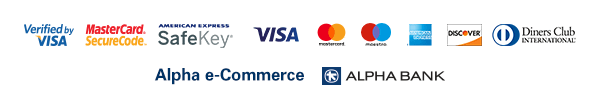 Πληρωμές με πιστωτική ή χρεωστική μέσω Alpha Bank Credit Card Payments