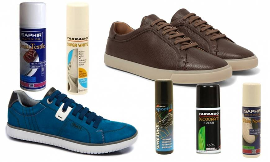 Sneaker Care & Cleaning of Athletic Shoes